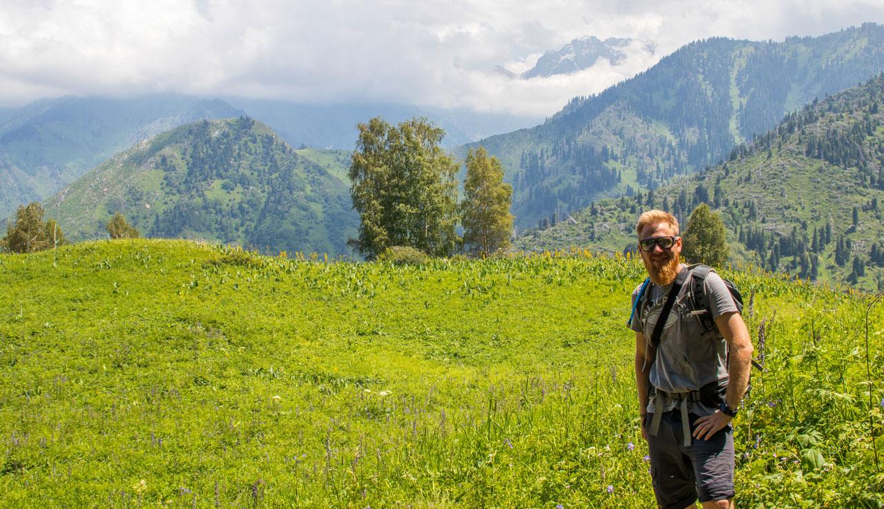 Hiking Kok Zhailau Almaty
