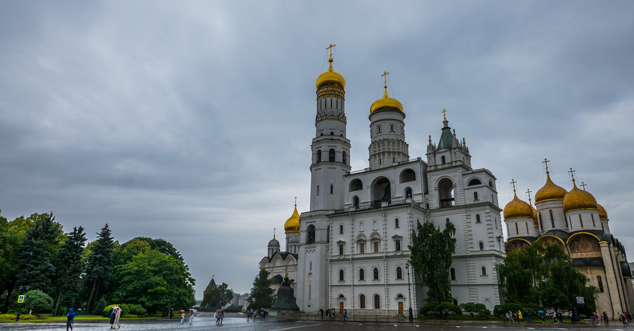 Kreml Moskva