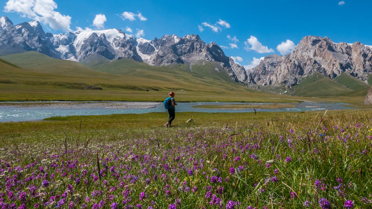 Kel Suu Kirgisistan