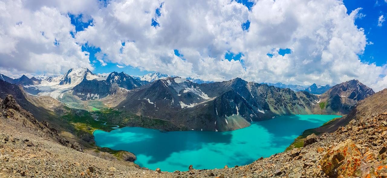 Ala-Kul Kirgisistan