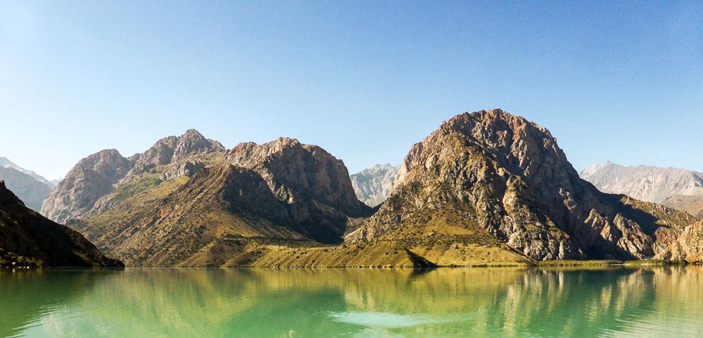 Iskander Kul Tadsjikistan