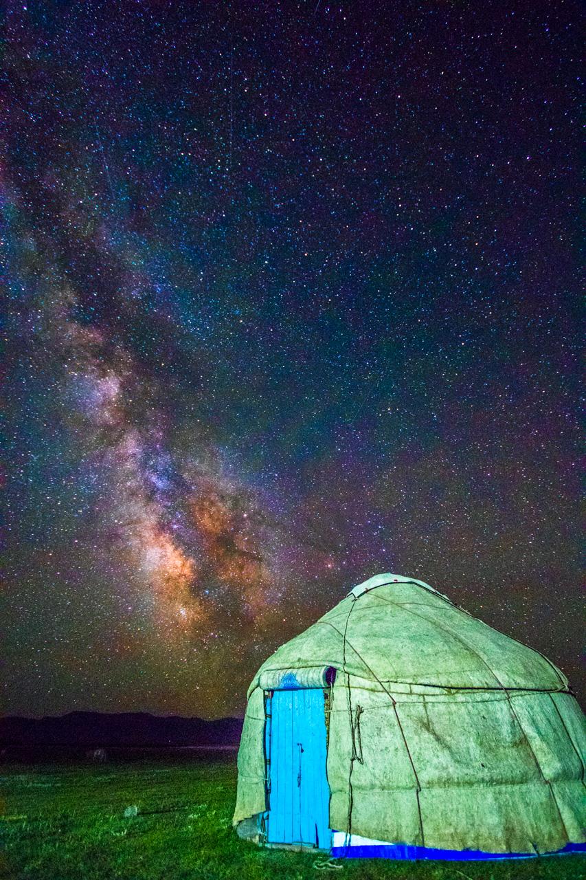 Song-Kul Kirgisistan