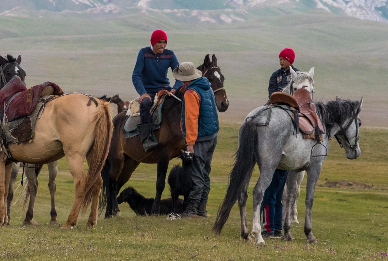 Kokboru Kirgisistan