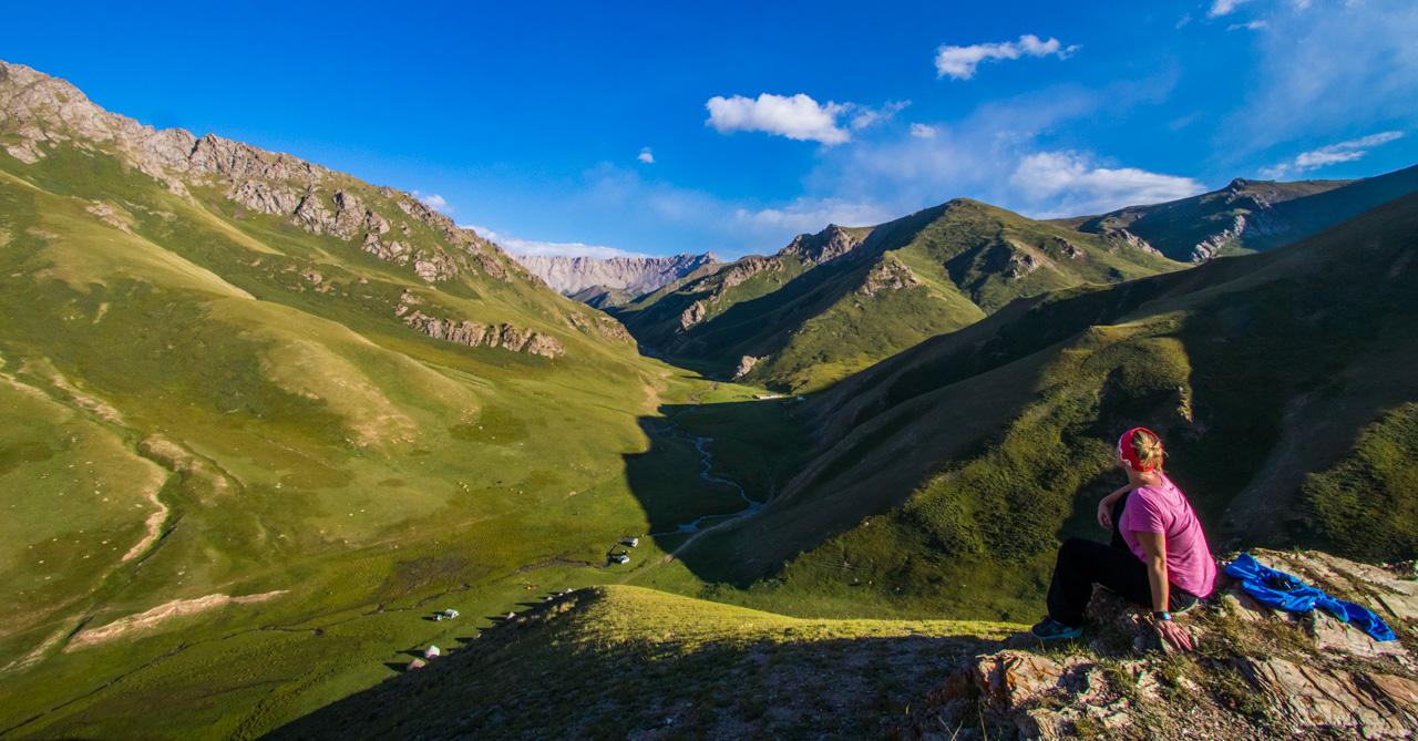 Tash Rabat Kirgisistan