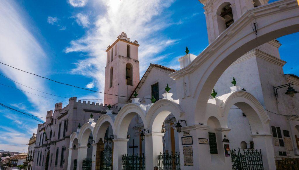 Iglesia San Francisco Sucre Bolivia