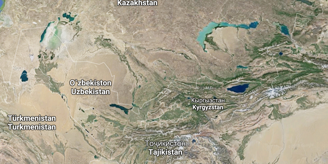 Kart Kirgisistan