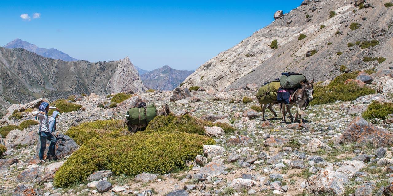 Esler Fannfjellene Tadsjikistan