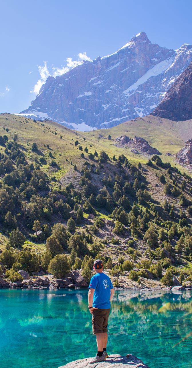 Fannfjellene Tadsjikistan