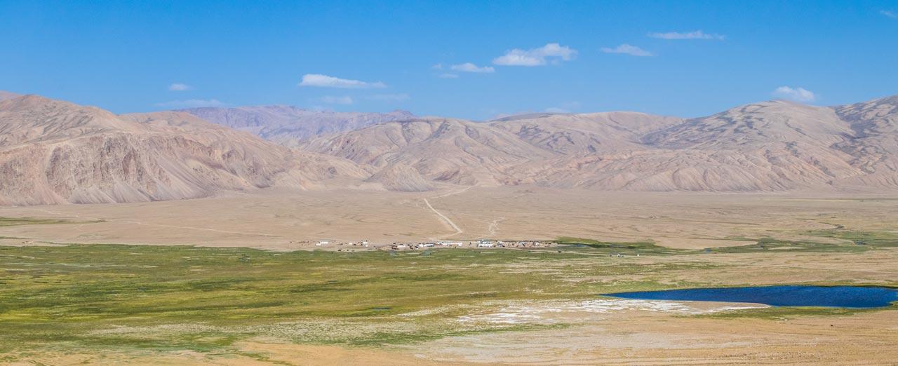 Bulunkul, Tadsjikistan
