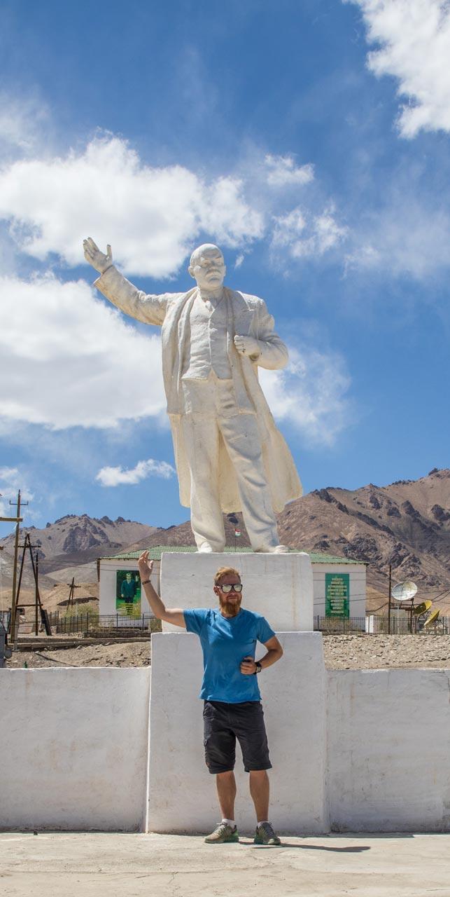 Lenin, Murghab, Tadsjikistan