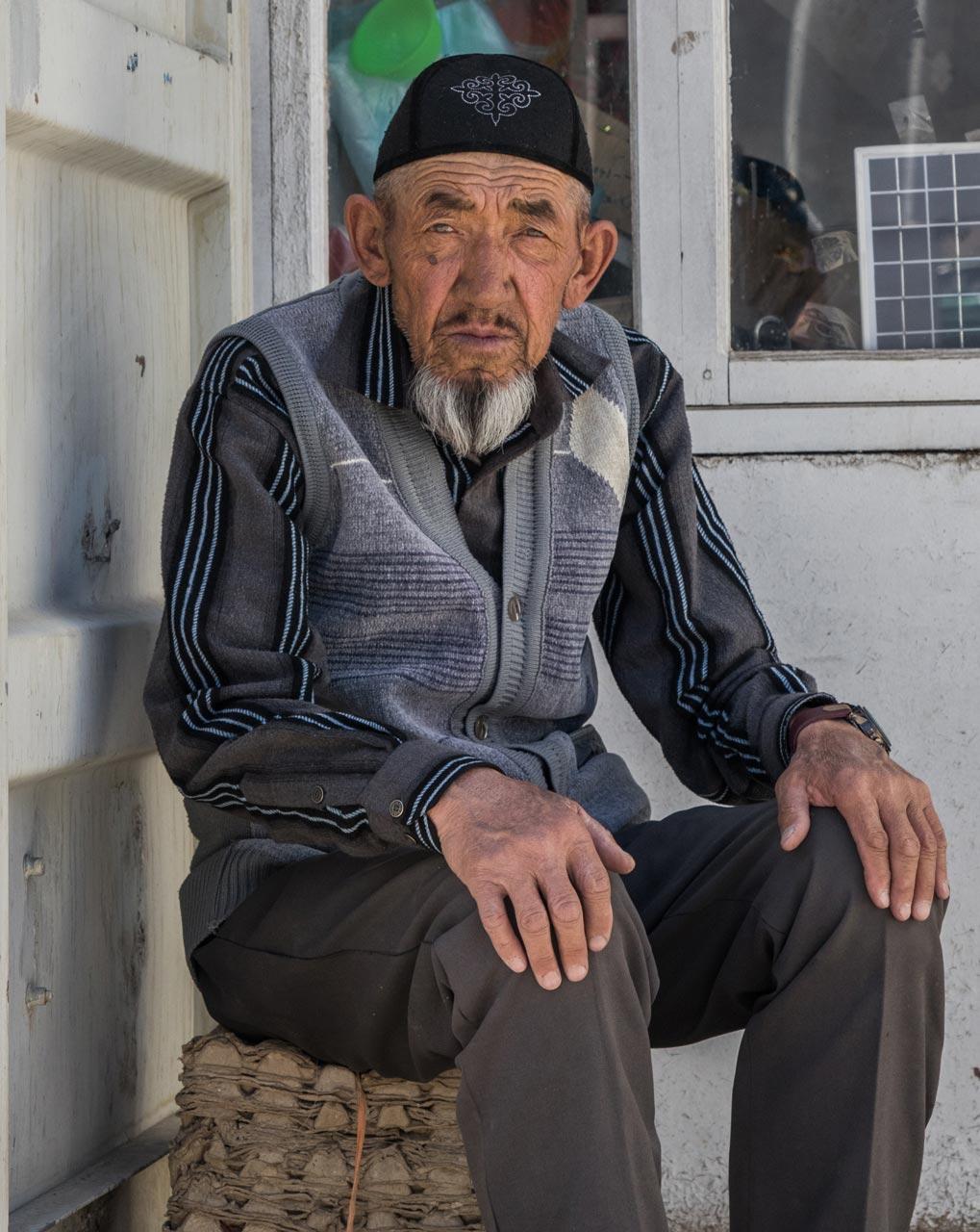 Lokal, Murghab, Tadsjikistan