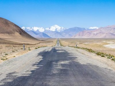 Pamir Highway – roadtrip på verdens tak