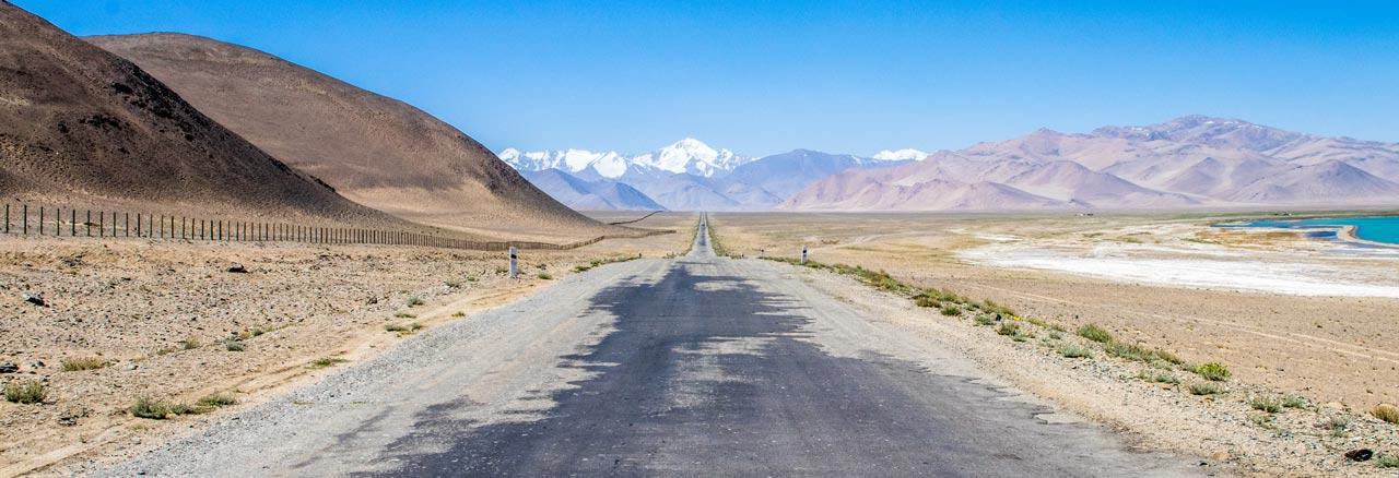 Pamir Highway, Tadsjikistan