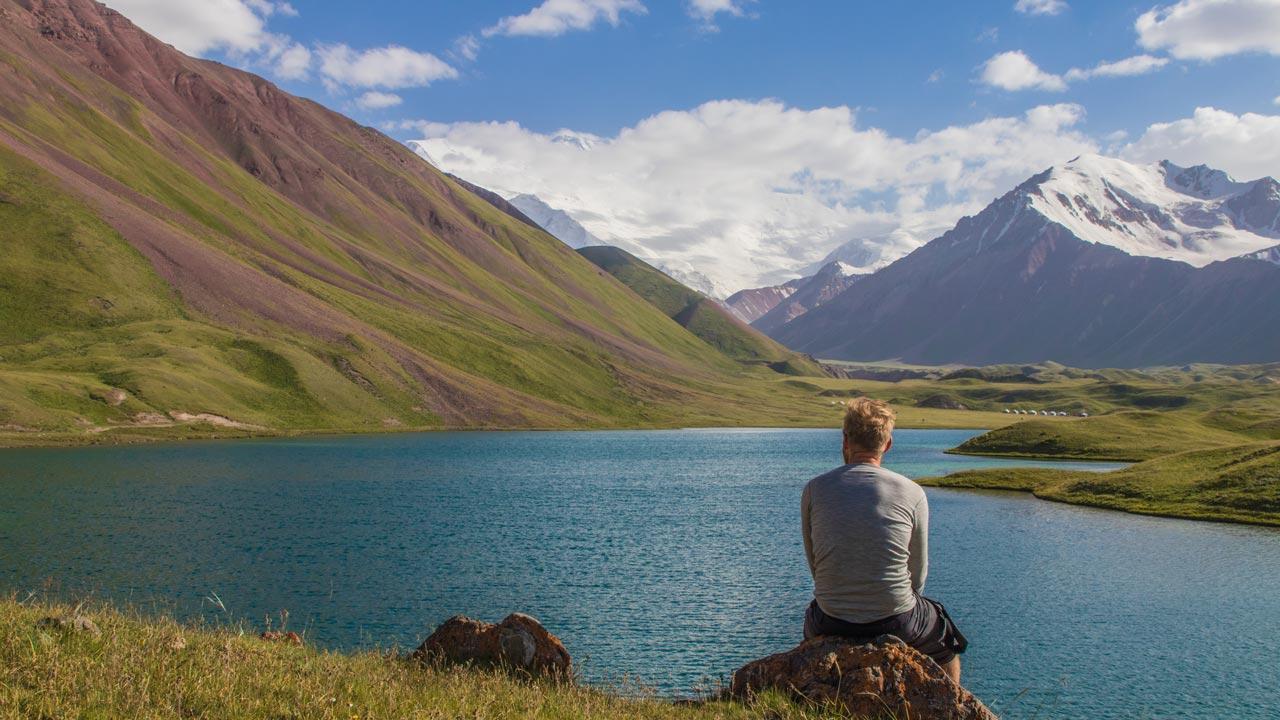 Tulpar Kul, Kirgisistan