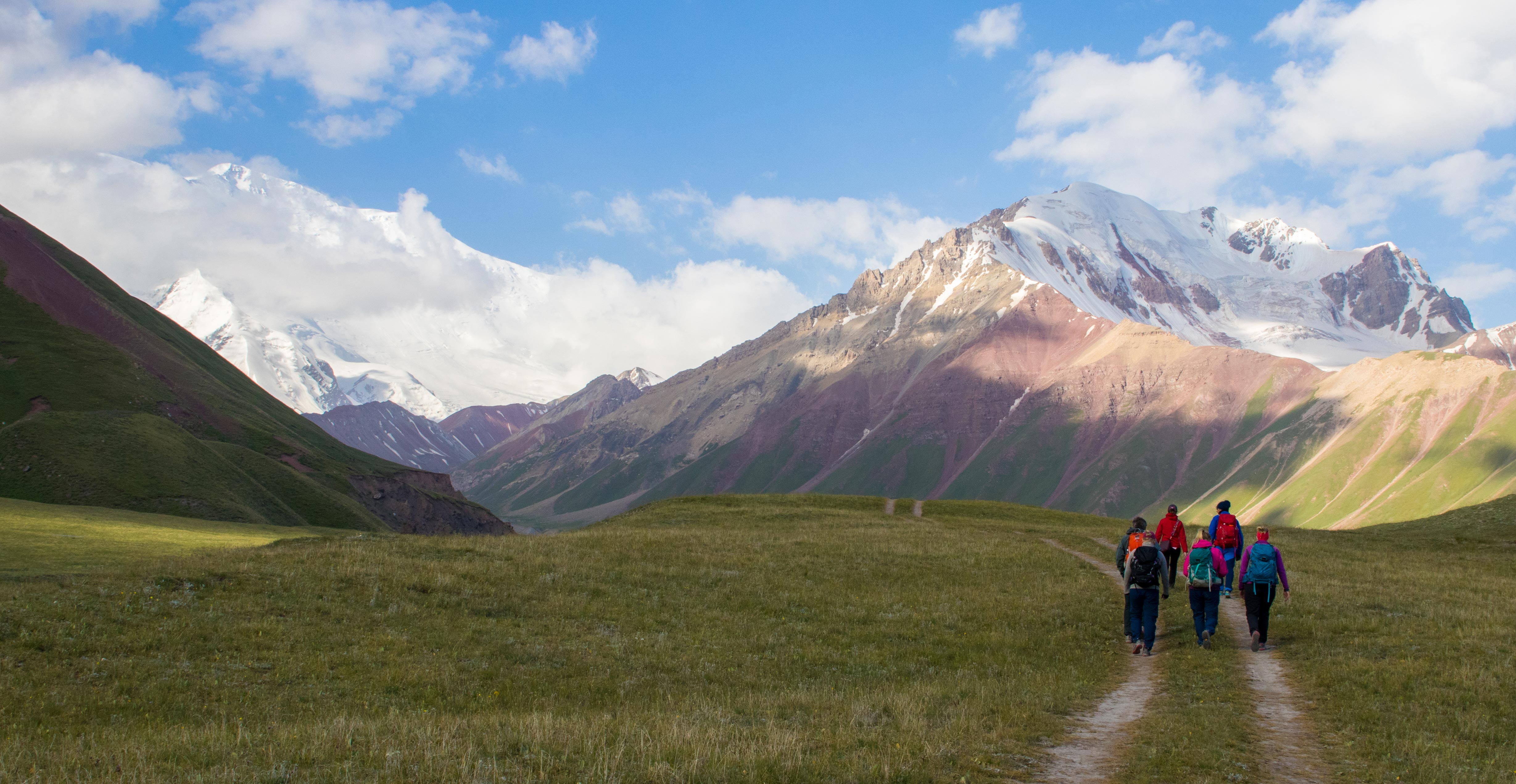 Tulpar Kul, Pik Lenin, Kirgisistan