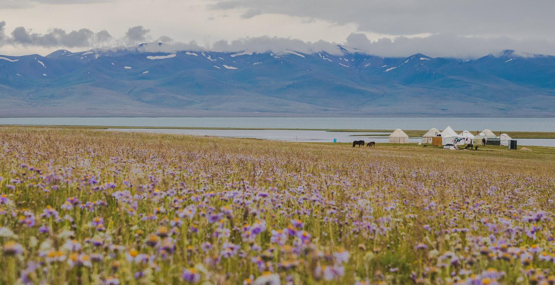 Song Kul, Kirgisistan