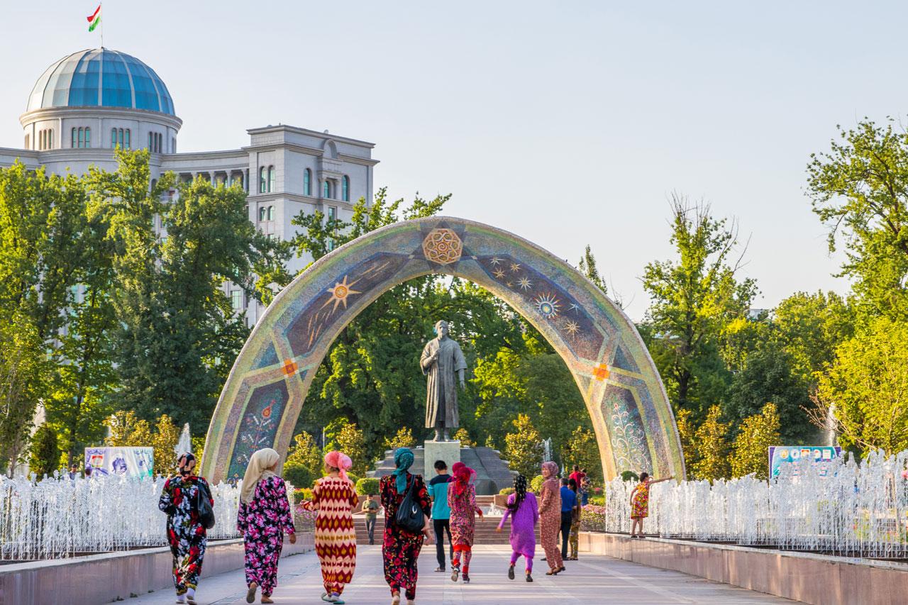 Dusjanbe Tadsjikistan