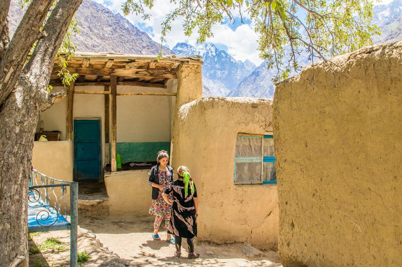 Jizev-dalen Tadsjikistan