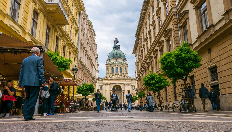 Sankt Stefans Basilika Budapest