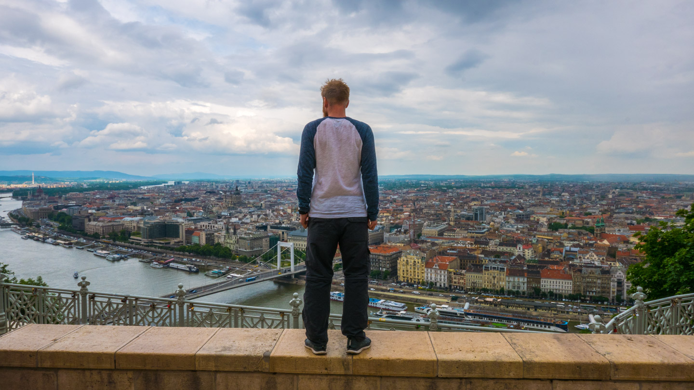 Gellérthøyden Budapest