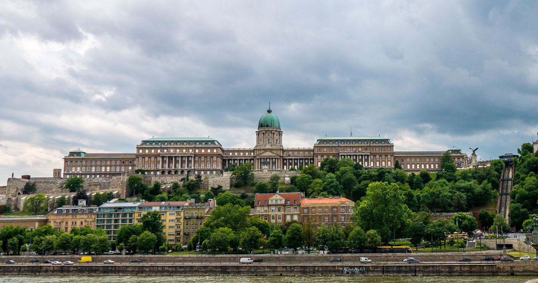Buda slott, Budapest