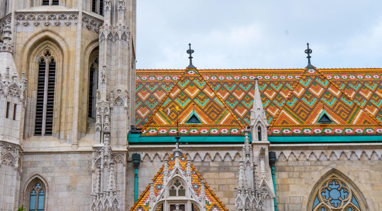 Matthiaskirken Budapest
