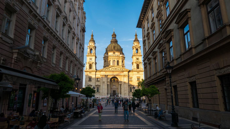 St Stefans Basilika Budapest