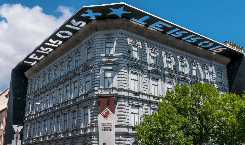 Terrormuseet Budapest