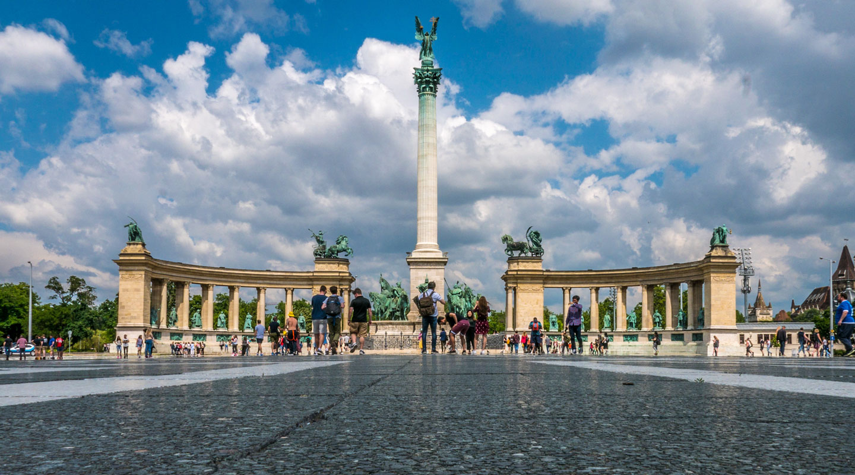 Helteplassen Budapest