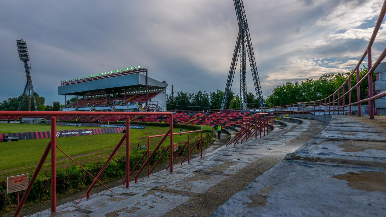 József Bozsik stadion i Budapest