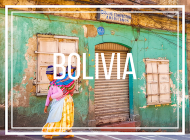 Reiseguide Bolivia
