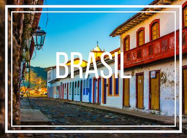 Reiseguide Brasil