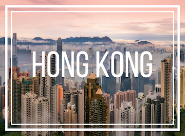 Reiseguide Hong Kong