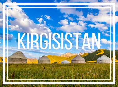 Reiseguide Kirgisistan