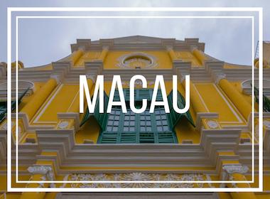 Reiseguide Macau