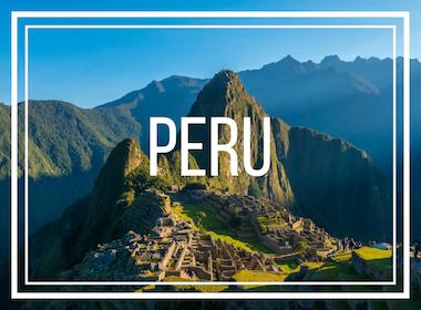 Reiseguide Peru