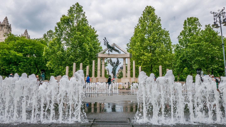 Frihetsplassen Budapest