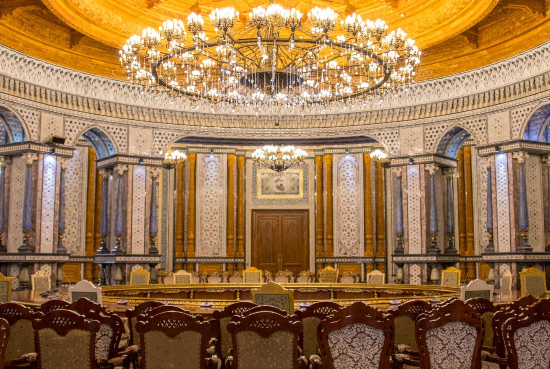 Kohi Navruz-palasset Dusjanbe Tadsjikistan