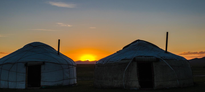 Yurter i Kirgisistan
