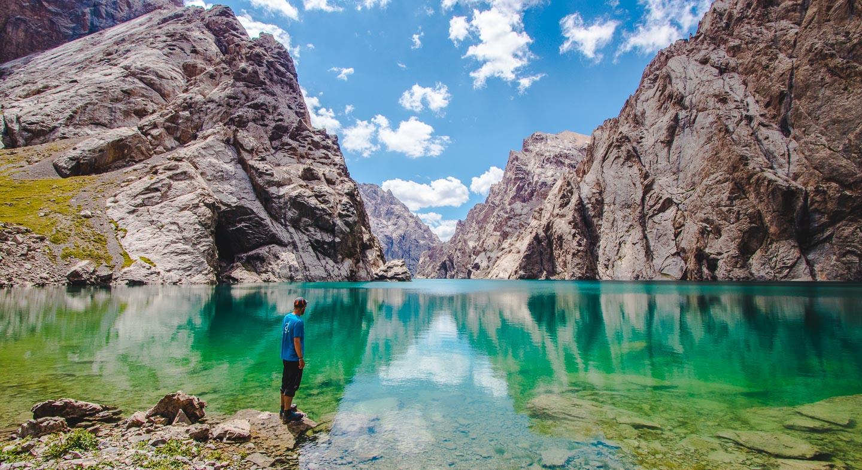 Kel Suu, Kirgisistan