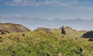 Tips til tre reiseruter i Kirgisistan