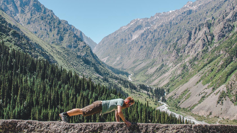 Ala Archa Kirgisistan