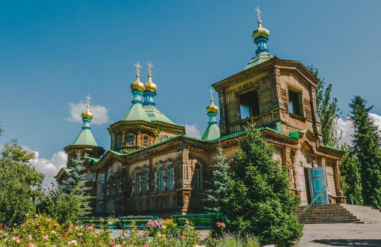 Kirke, Karakol, Kirgisistan