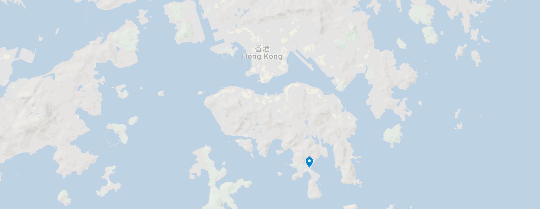Stanley, Hong Kong, kart.