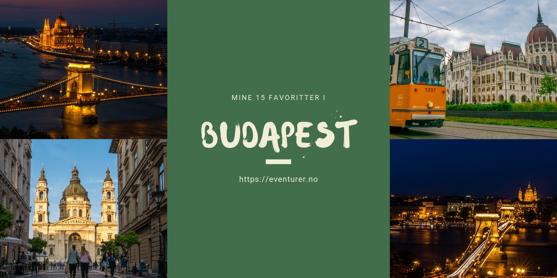 Ting å gjøre i Budapest
