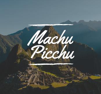 Utforsk Machu Picchu