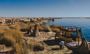 Uros-øyene – de flytende øyene på Titicacasjøen
