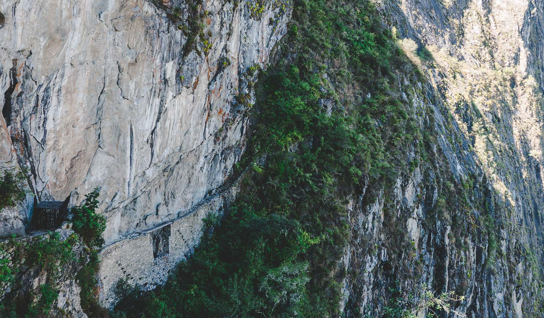 Inkabroen Machu Picchu