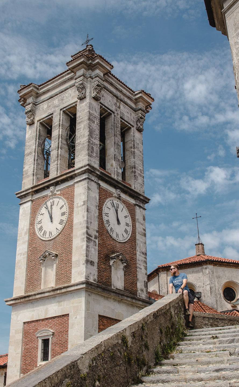 Santa Maria del Monte i Varese.