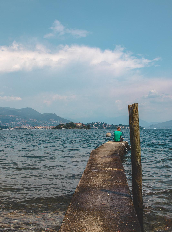 Maggioresjøen.